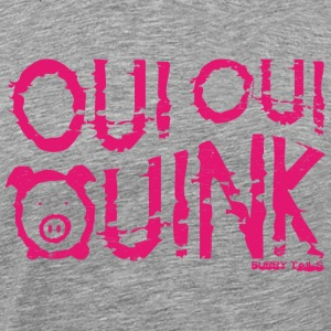 OuiOuink-1 Tee shirts - T-shirt Premium Homme