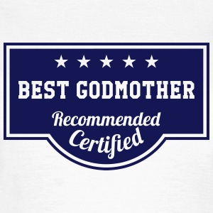Best Godmother Tee shirts - T-shirt Femme