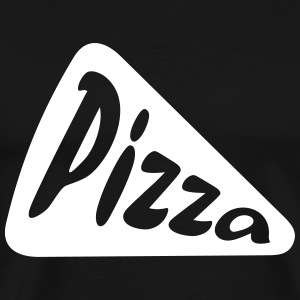 Pizza Tee shirts - T-shirt Premium Homme