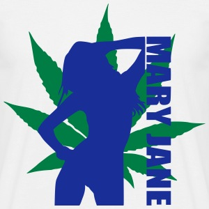 Mary Jane  T-Shirts - Männer T-Shirt
