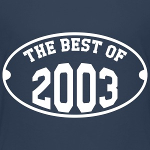 The Best of 2003 Shirts - Kids' Premium T-Shirt