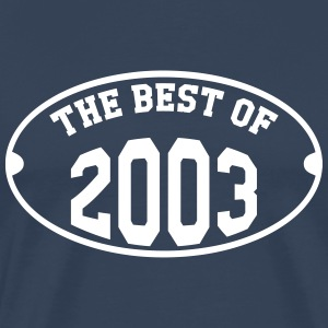 The Best of 2003 Tee shirts - T-shirt Premium Homme