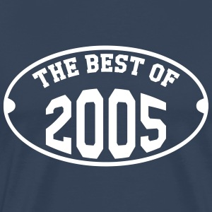 The Best of 2005 Tee shirts - T-shirt Premium Homme