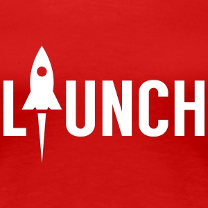 Launch Rocket T-Shirts - Women's Premium T-Shirt