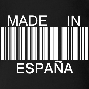 Made in Espana Tee shirts - Body bébé bio manches courtes