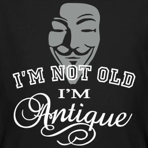 Not Old...Antique T-Shirts - Männer Bio-T-Shirt