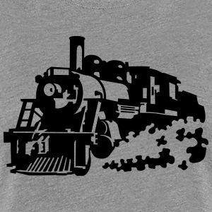 Locomotive T-Shirts - Women's Premium T-Shirt