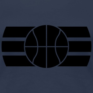 Basketball Logo Design T-Shirts - Women's Premium T-Shirt