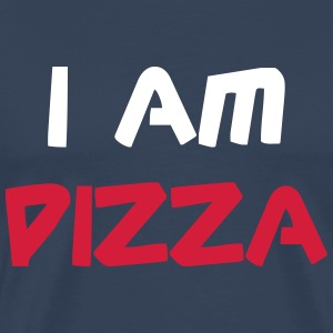 I am Pizza Tee shirts - T-shirt Premium Homme