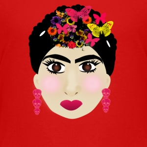 Frida Shirts - Teenage Premium T-Shirt