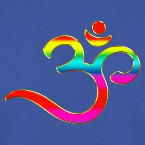 Om, Symbol, Rainbow, Buddhism, Mantra, Meditation, Sweat-shirts - Sweat-shirt Homme