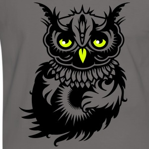 A dark owl T-Shirts - Men's Ringer Shirt