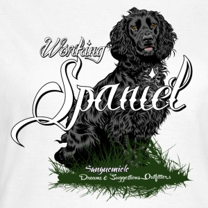 working_spaniel T-Shirts - Women's T-Shirt