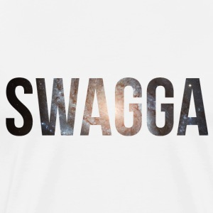 swagga space T-shirts - Mannen Premium T-shirt
