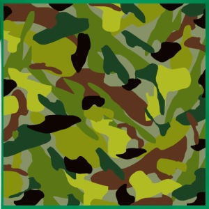 camouflage T-Shirts - Kinder Premium T-Shirt