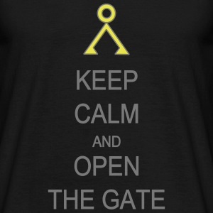 Open the Gate Tee shirts - T-shirt Homme
