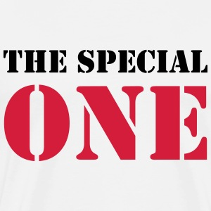 The Special One T-Shirts - Men's Premium T-Shirt
