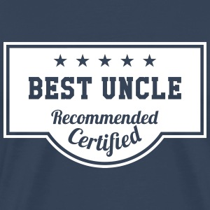 Best Uncle T-shirts - Mannen Premium T-shirt