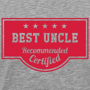 Best Uncle Tee shirts - T-shirt Premium Homme