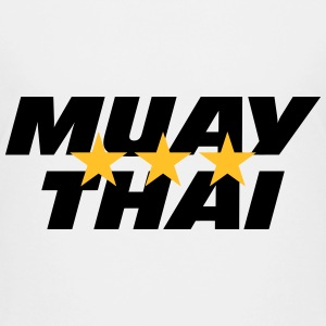 Muay Thai T-Shirts - Teenager Premium T-Shirt