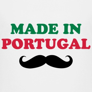 Made in Portugal T-shirts - Premium-T-shirt tonåring