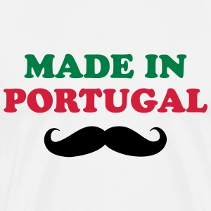 Made in Portugal Camisetas - Camiseta premium hombre
