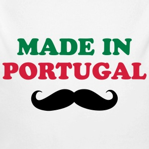 Made in Portugal Sweats - Body bébé bio manches longues
