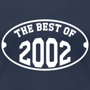 The Best of 2002 T-Shirts - Frauen Premium T-Shirt