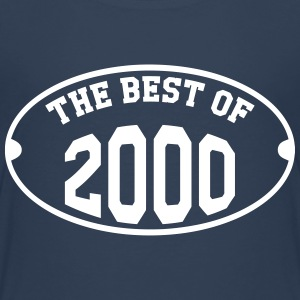 The Best of 2000 T-Shirts - Kinder Premium T-Shirt