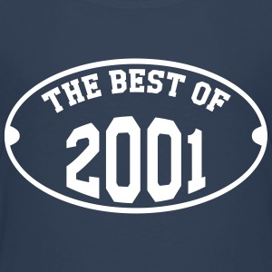 The Best of 2001 Tee shirts - T-shirt Premium Enfant