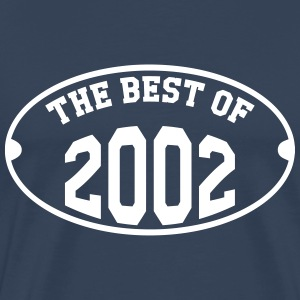The Best of 2002 T-Shirts - Männer Premium T-Shirt