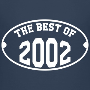 The Best of 2002 Shirts - Teenager Premium T-shirt
