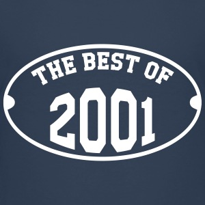 The Best of 2001 T-Shirts - Teenager Premium T-Shirt