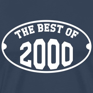 The Best of 2000 T-Shirts - Men's Premium T-Shirt