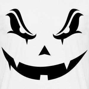 Evil pumpkin T-Shirts - Men's T-Shirt