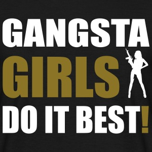 Gangsta Girls T-Shirts - Men's T-Shirt