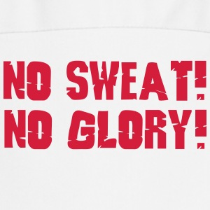 no sweat no glory Kookschorten - Keukenschort
