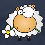 Motiv ~ Blume und Schaf