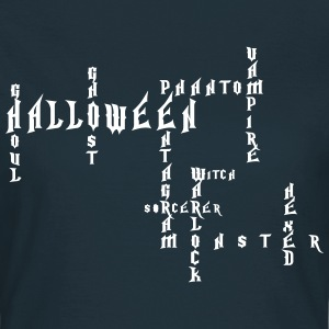 halloween textwolke T-Shirts - Frauen T-Shirt