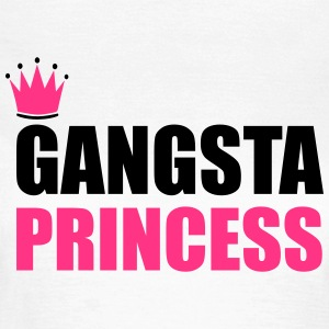Gangsta Princess T-shirts - T-shirt dam