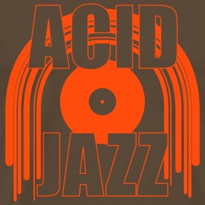 Acid Jazz T-shirts - Mannen Premium T-shirt