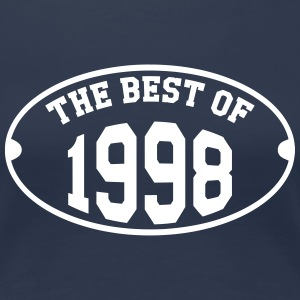 The Best of 1998 T-shirts - Vrouwen Premium T-shirt