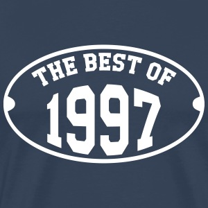 The Best of 1997 Camisetas - Camiseta premium hombre