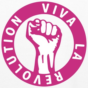 Viva La Revolution Sweat-shirts - Sweat-shirt à capuche Premium pour femmes