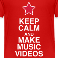 Design ~ Keep Calm - Kids' Tee