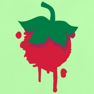 Strawberry patch graffiti Shirts - Baby T-Shirt