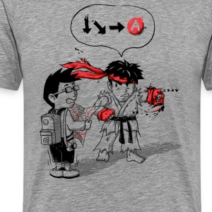 Hadoken? - Men's Premium T-Shirt