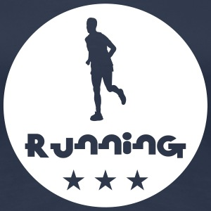 Running T-Shirts - Frauen Premium T-Shirt
