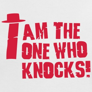I am the one who knocks / i'm the one who knocks T-Shirts - Women's Ringer T-Shirt