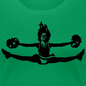 cheer T-Shirts - Frauen Premium T-Shirt